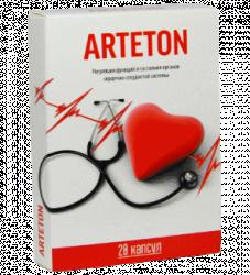 Arteton (Артетон) - средство от гипертонии
