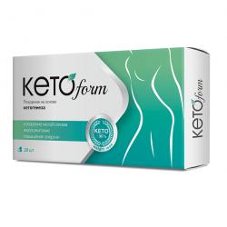 Ketoform - схуднення на основі кетогенеза