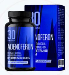 ADENOFERON (АДЕНОФЕРОН) - капсулы для потенции