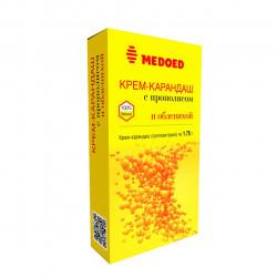 МЕДОЕД - крем карандаш от геморроя с облепихой