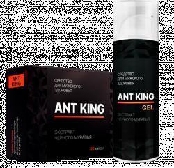 ANT KING (АНТ КИНГ) - гель для потенции и увеличения