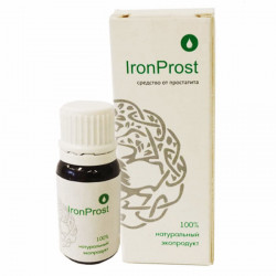 IronProst (ИронПрост) - средство от простатита