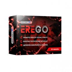 Erego (Эрего) - препарат для повышения потенции