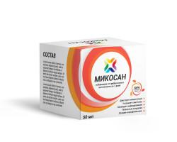 Микосан - средство против грибка