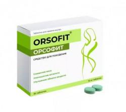 ОРСОФИТ - препарат для похудения