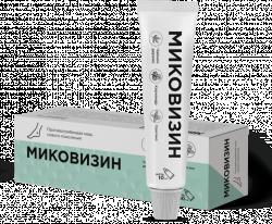 Миковизин - средство от грибка