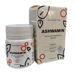 Ashwamin (Ашвамин) - капсулы для лечения и профилактики заболеваний паразитами