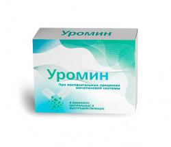 Уромин комплекс от простатита